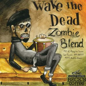 Wake the Dead Zombie Blend